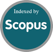 Indexed in SCOPUS from 2019